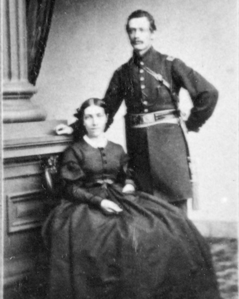 Poor, Chas H. and wife