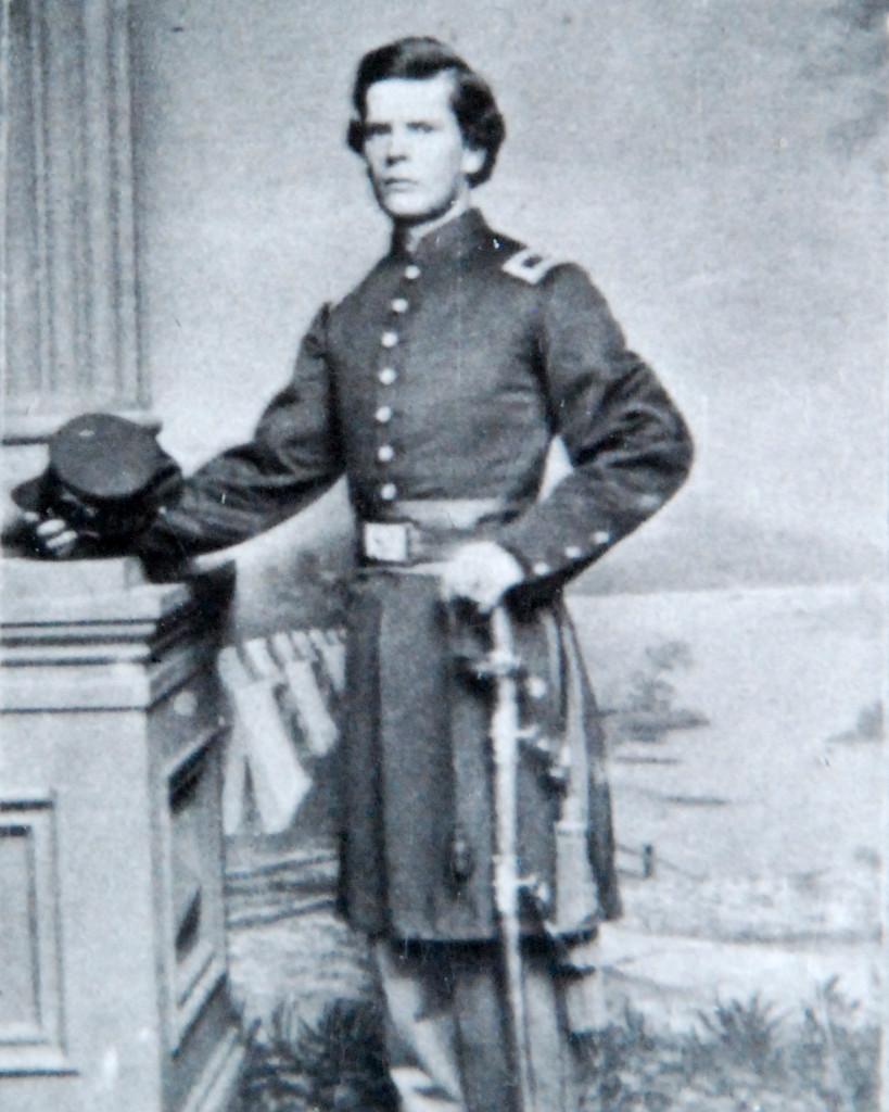 Stowe, Frederick