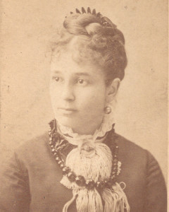 Annie (Burchmore) Bean (courtesy Ancestry.com)