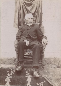 william poor of frye village