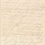 August 24, 1864 Letter - Page 4